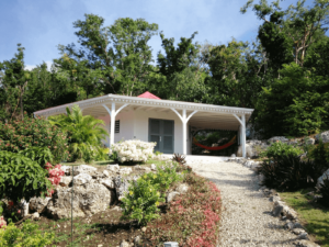 Location villa ile marie galante bungalow indépendant